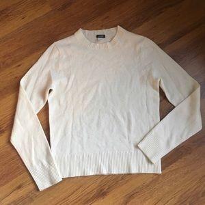 J. Crew Factory Cashmere sweater